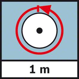 GWM 32 Yardage 1m Circumference 1 m