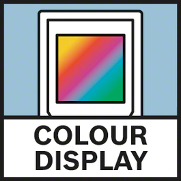 Colour display Colour display