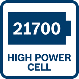 21700, Li-Ion Battery, High Power Cell